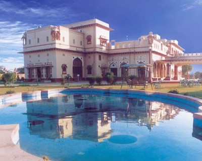 Basant Vihar Palace in Bikaner