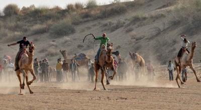 Top Destinations for Camel Safari in Rajasthan
