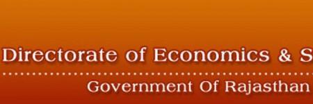 Directorate of Economics and Statistics, Rajasthan