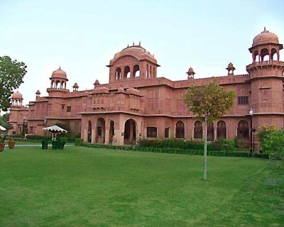 Lal Garh Palace