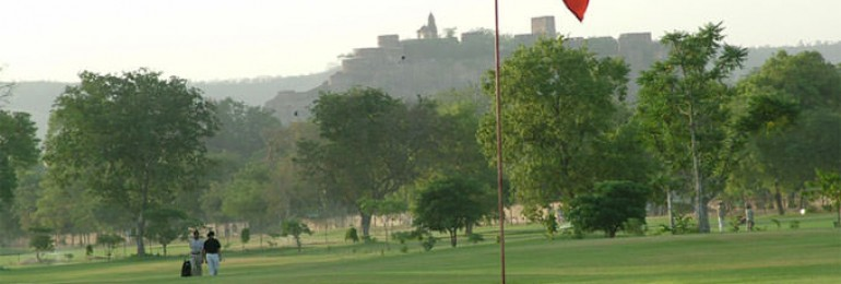 Golf In Rajasthan
