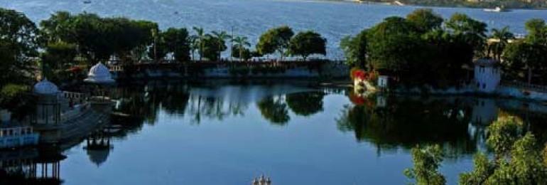 Lake Pichola