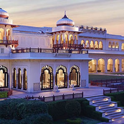 Taj Hotel Rambagh Palace