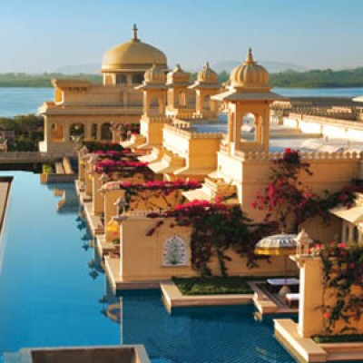 The Oberoi Udaivilas Hotel