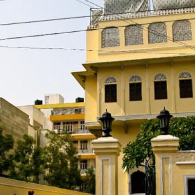 Hotel Khandela Haveli