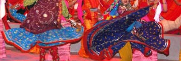 Chakri Dance