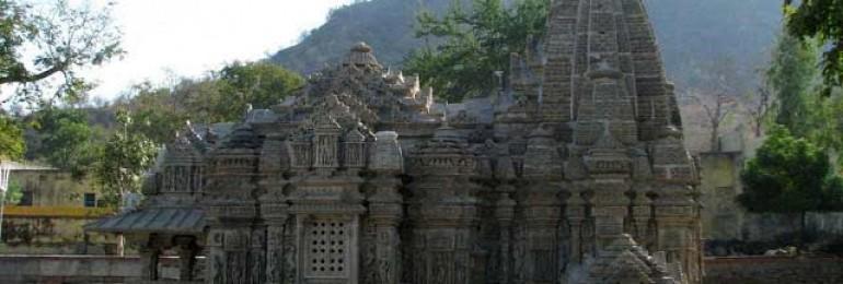 Jagat Ambika Mata Temple