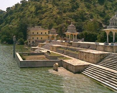 Jaisamand Lake Udaipur