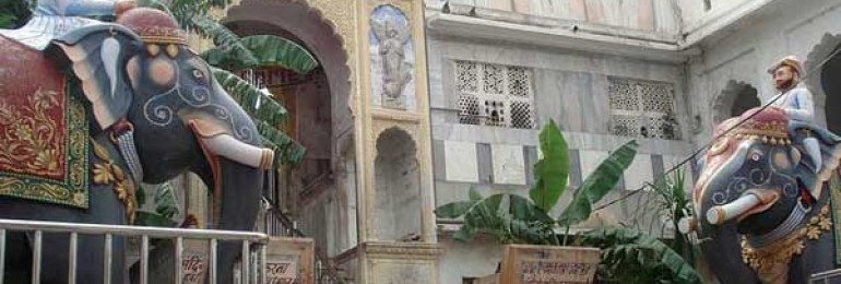 Charbhuja Temple Garhbor