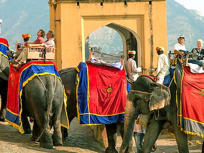 Jaipur Winter Holiday 3 Days Package at Hotel Pink Pearl