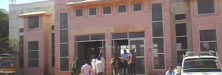 Nagaur Railway Station