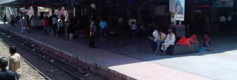 Sikar Railway Station