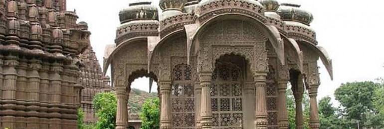 Achal Nath Shivalaya Temple Jodhpur