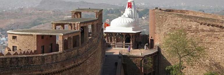 Chamunda Mata Temple