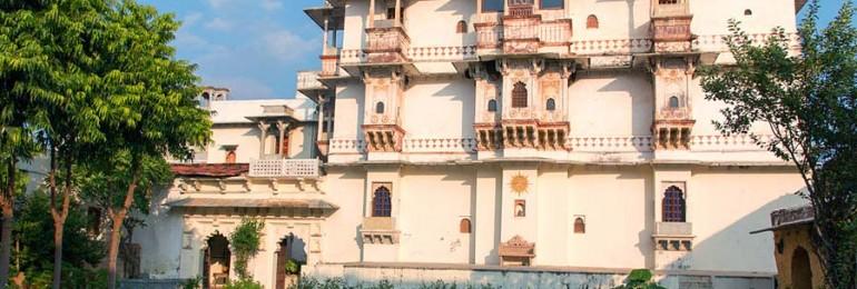 Castle Bijaipur in Chittorgarh