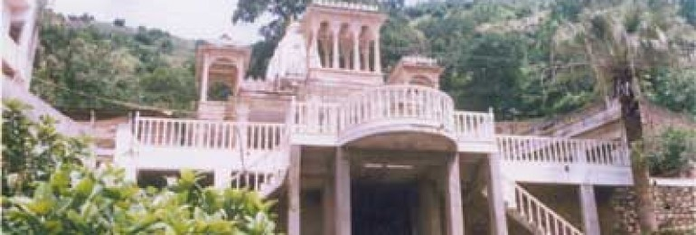 Nagfanji Jain Temple