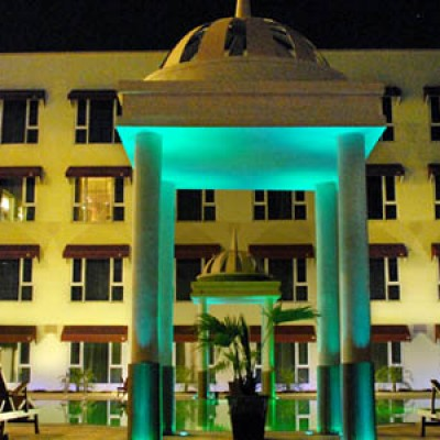 Hotel Cambay Grand Kukas