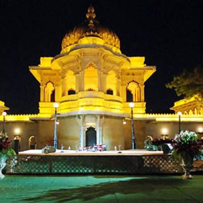Hotel Jagmandir Island Palace