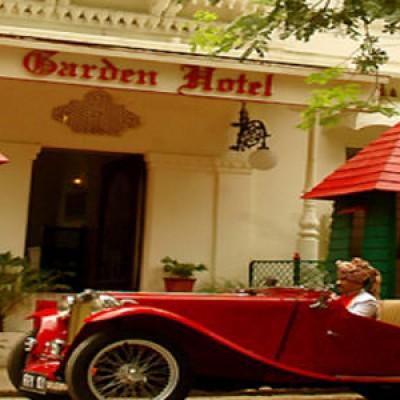 Garden Hotel by HRH