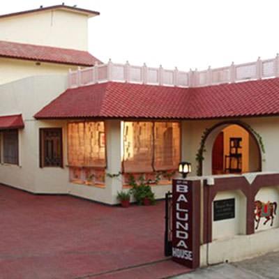 Hotel Balunda House