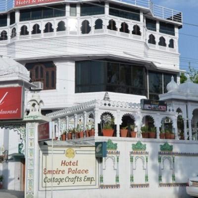 Hotel Empire Palace Udaipur