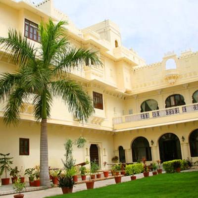 Hotel Rajmahal Bhindar