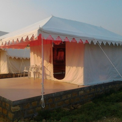 Hotel Desert Safariors Camp