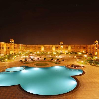 Hotel Desert Tulip & Resort