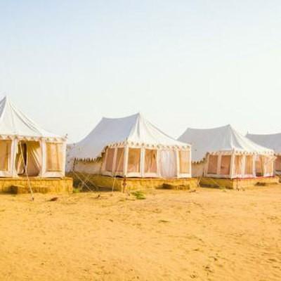 Hotel Prince Desert Camp