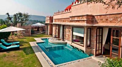 Top Romantic Honeymoon Resorts in Rajasthan