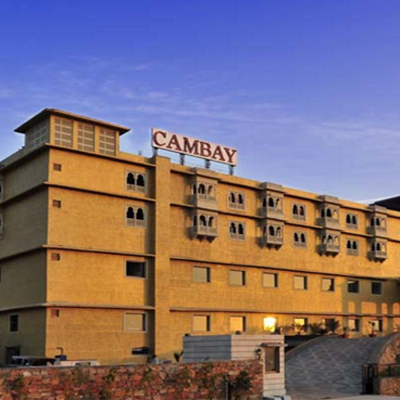 Hotel Cambay Spa & Resort Udaipur