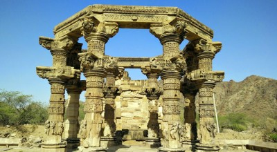 The Ancient Kiradu Temples