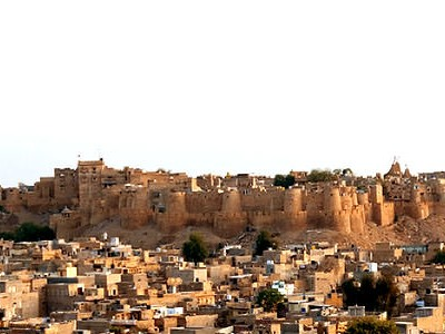 4 Nights Jodhpur-Jaisalmer Romantic Honeymoon Package