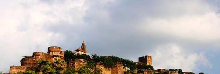 Moti Doongri Fort