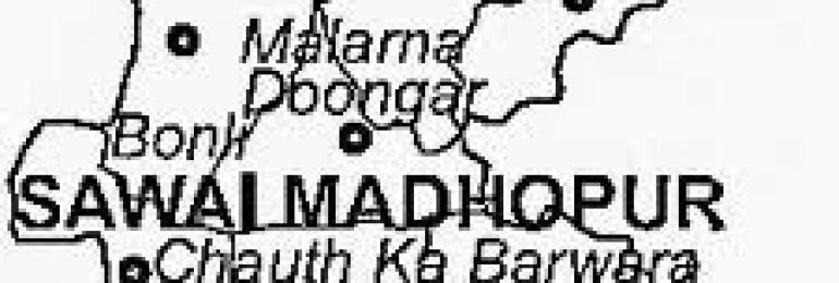 Sawai Madhopur District