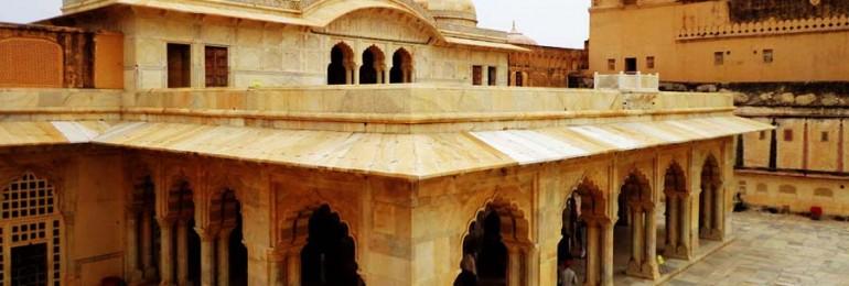 Sheesh Mahal Amer Fort