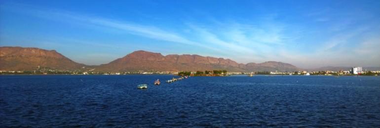 Ana Sagar Lake