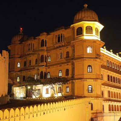 Hotel Fateh Prakash Palace
