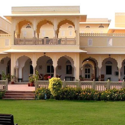Hotel Nahar Haveli