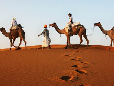 OYO Thar Desert Trails Package