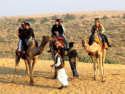 Desert City of Rajasthan Oyo Tour Packages