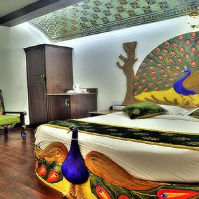 Hotel Nahargarh Haveli