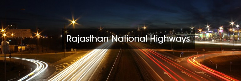 Rajasthan National Highways