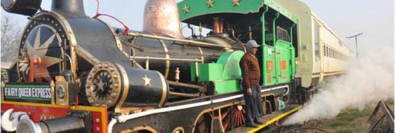 Fairy Queen Luxury Train