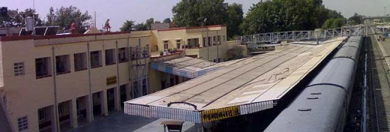Hanumangarh Railway Station