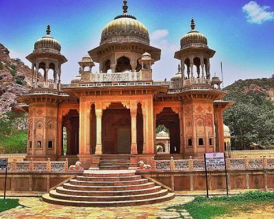 Gaitore in Jaipur