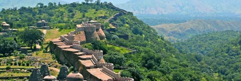Badal Mahal in Kumbhalgarh Fort