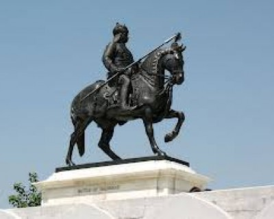 Maharana Pratap Memorial in Udaipur