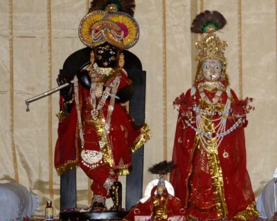 Rasik Bihari Temple