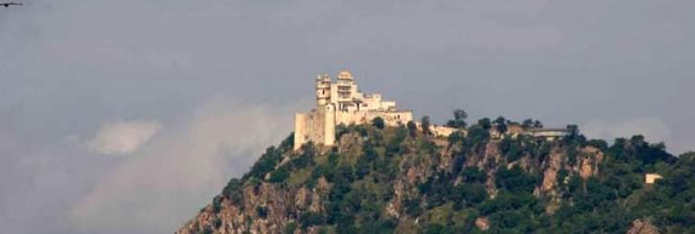 Sajjangarh Palace